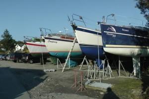 yard boats