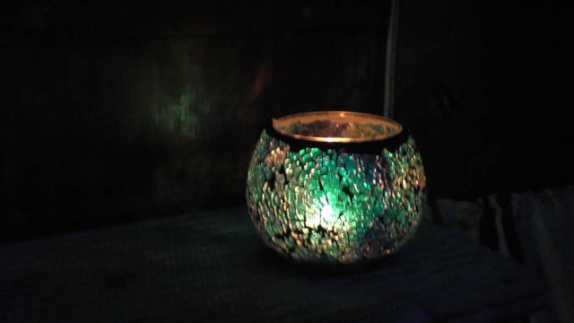S1610029 candle