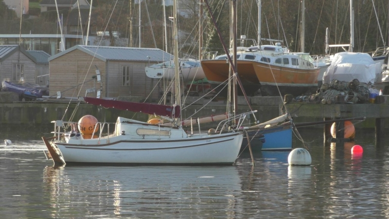 S1720021 little yacht £3,000