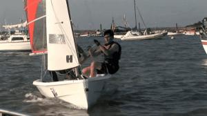 dinghy canvas