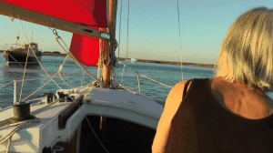 first sail 1