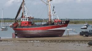 fishing boat canvas