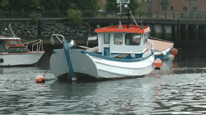 lovely working boat