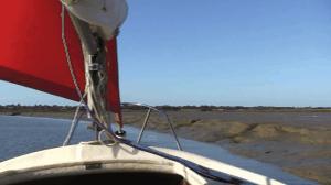 narrow sailing 2