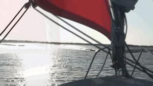narrow sailing