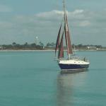 nice yacht